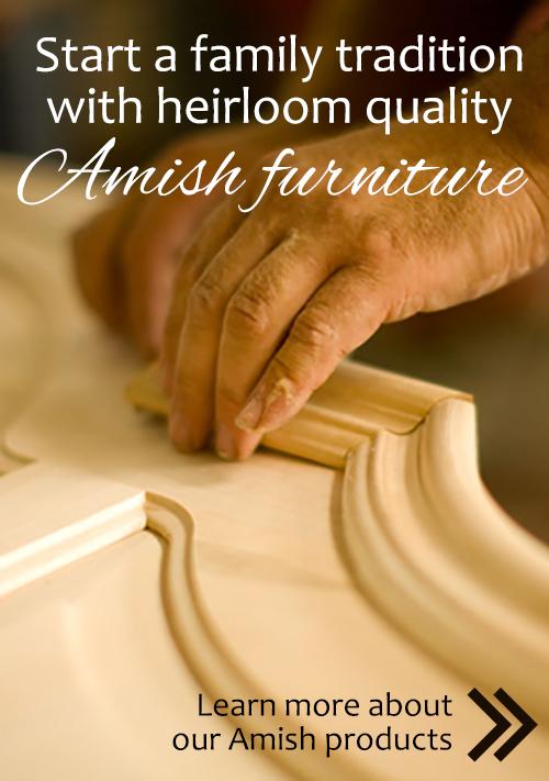 Shop Amish Dining Furniture