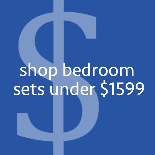 Shop Bedroom Sets Under $999