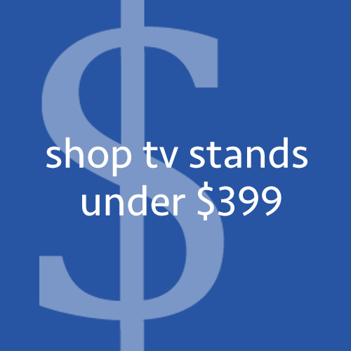 Shop TV Stands Under $399