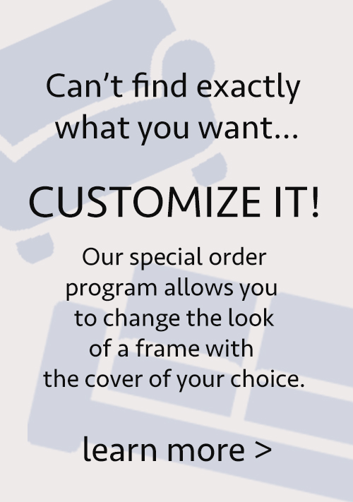 Learn More About Our Custom Upholstery